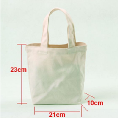 tailor made bag in natural